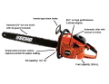 Where to rent CHAIN SAW CS8000 27 in New Boston OH