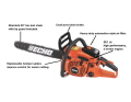 Where to rent CHAIN SAW CS590 20 in New Boston OH