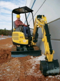 Where to rent EXCAVATOR, MINI Z17 GEHL in New Boston OH