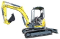 Where to rent EXCAVATOR XLG 11  DEPTH Z35 in New Boston OH