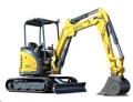 Rental store for EXCAVATOR XLG 9 8  DEPTH Z25 in New Boston OH