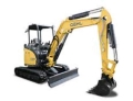 Where to rent EXCAVATOR, MUSTANG 350Z, CANOPY, THUMB in New Boston OH