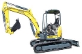 Rental store for EXCAVATOR XLG 11  DEPTH Z35 W THUMB in New Boston OH