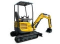 Rental store for EXCAVATOR, MINI Z17 GEHL in New Boston OH