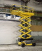 Where to rent SCISSOR LIFT 33  HAULOTTE  A in New Boston OH