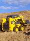 Where to rent LOADER, GEHL 4640T T B W  Tracks in New Boston OH