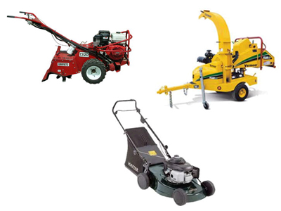 Landscaping equipment rentals in Southern Ohio & Northern Kentucky