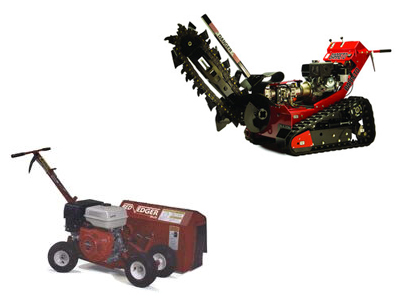Trencher rentals in Southern Ohio & Northern Kentucky