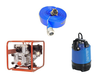 Rent Dewatering Pump