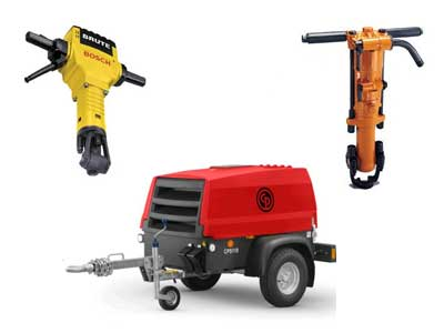 Air Compressor rentals in Southern Ohio & Northern Kentucky