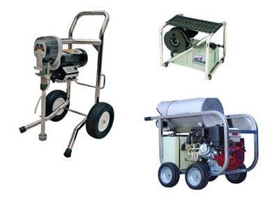 Pressure washer rentals in Southern Ohio & Northern Kentucky